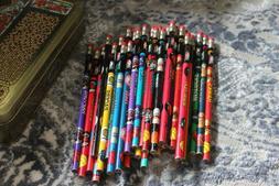 1996 NBA Team Pencils UNUSED FREE SHIPPING! YOU CHOOSE! VINT