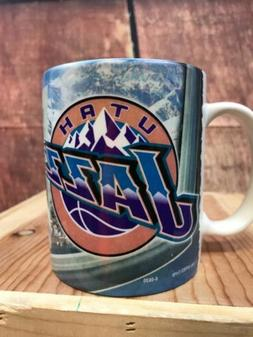 1998 Utah Jazz NBA Coffee Mug By Xpress Corp NEW