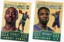 2014-15 Panini Threads Base Set Singles NBA Basketball Tradi