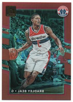 2017-18 Donruss Holo Laser Red Parallel /99 Pick Any Complet