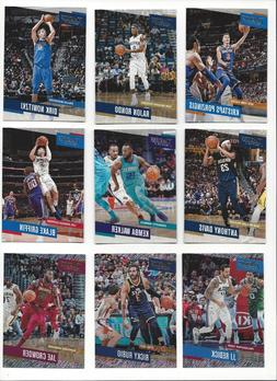2017-18 PANINI PRESTIGE #'s 1-179  BASE or RAIN PARALLEL  U
