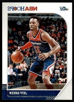 2019-20 Panini NBA Hoops Base #198 Jeff Green - Utah Jazz