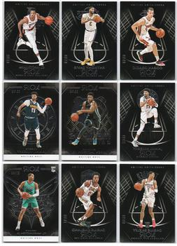 2019-20 Panini Noir Base /99 Pick Any Complete Your Set