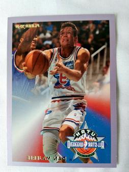 Dan MAJERLE, Utah Jazz, Fleer 93-4, All Star #18-Collectible
