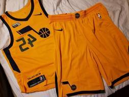 Donovan Mitchell 2017-18 Utah Jazz Authentic Pro Cut Rookie