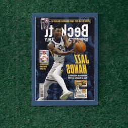 DONOVAN MITCHELL -BECKETT COVERS - NATIONAL - PROMO CARD - 2