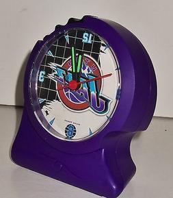Ergonomic Alarm Clock by Sun Time – Utah Jazz Alarm Clock!