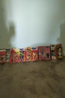 John Stockton Collectible Figurines! Utah Jazz LOT OF 5