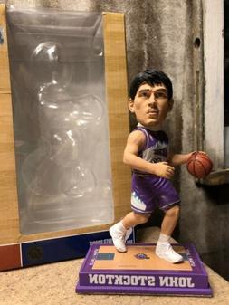 JOHN STOCKTON Utah Jazz NBA EXCLUSIVE Bobblehead NIB