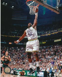 Karl Malone Utah Jazz LICENSED 8x10 Basketball Photo