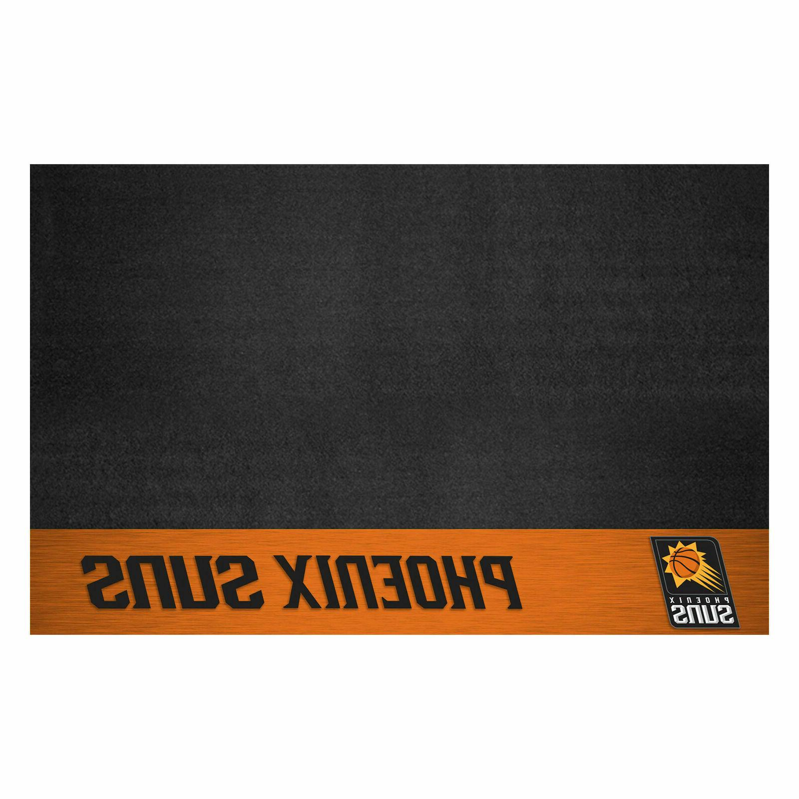 "Fanmats 14218 NBA - Phoenix Suns Grill Mat 26"" x 42"""