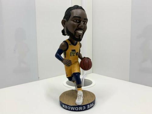"JAE CROWDER Utah Jazz 6"" NBA Bobblehead Figure 1 Of A Set"