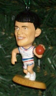 John Stockton  UTAH JAZZ  NBA Christmas tree ornament basket