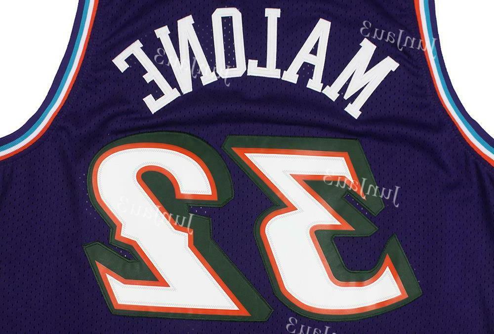 Karl Malone #32 Utah Jazz Classic Swingman Jersey
