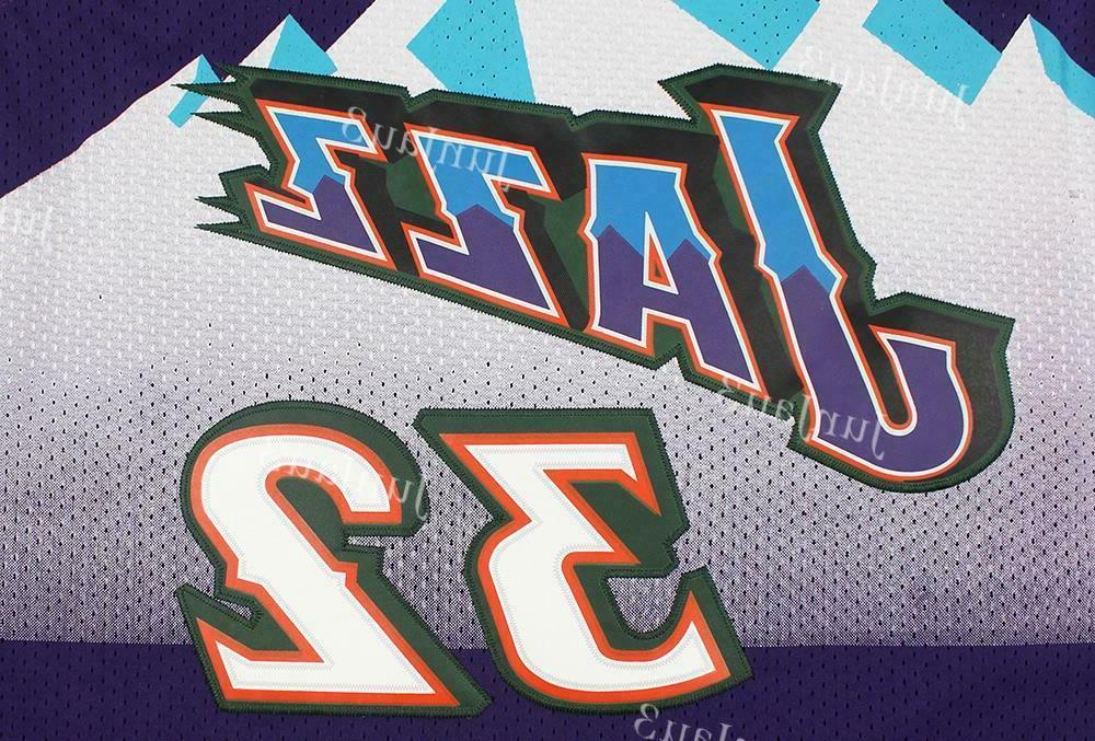 Karl Jazz Swingman Jersey Purple