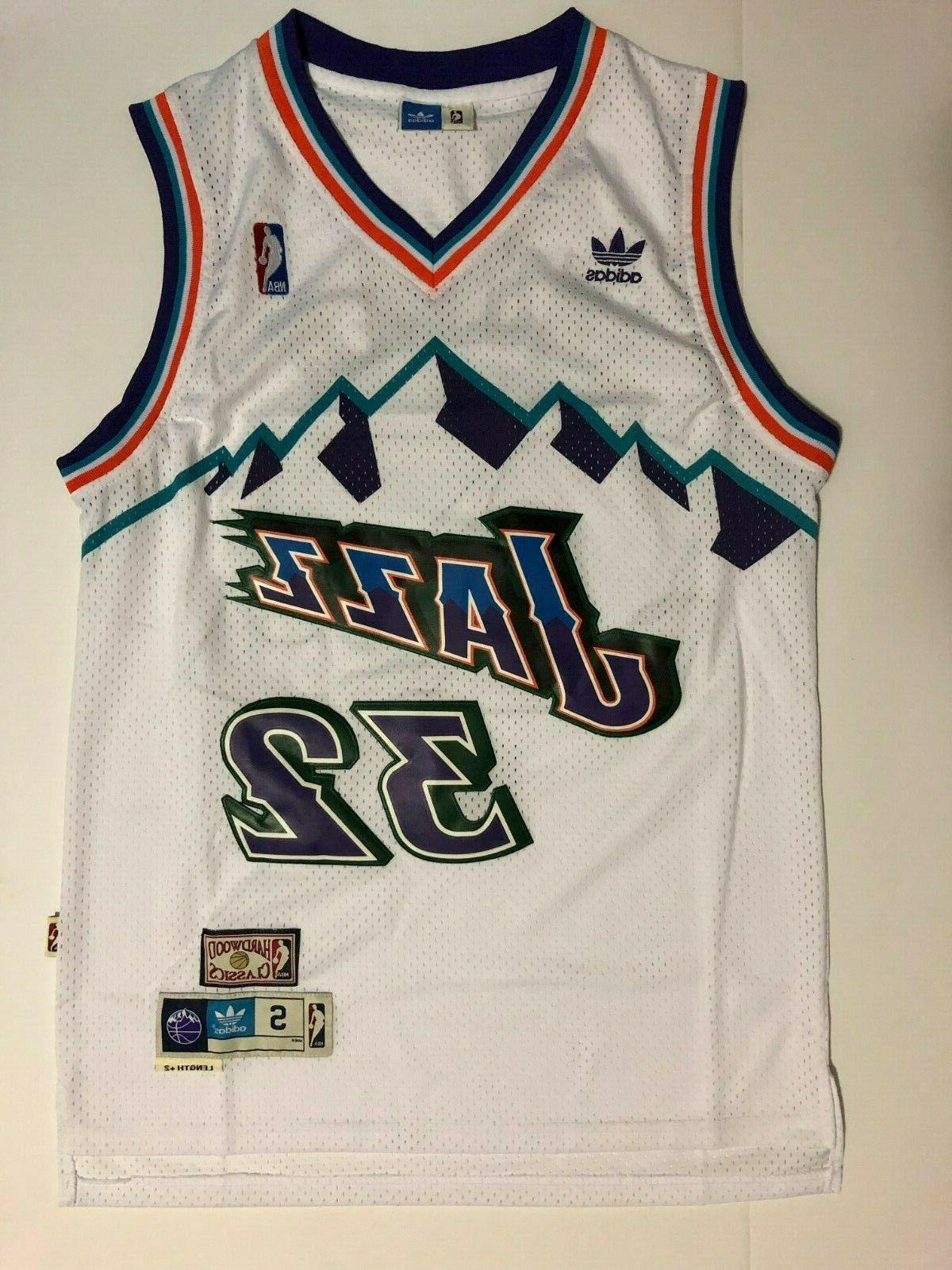men s utah jazz 32 karl malone