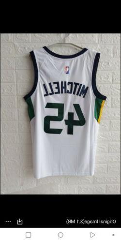 NWT Nike Utah Jazz Donovan Mitchell Edition Jersey RPLCA