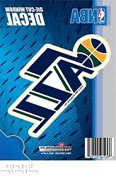"Utah Jazz 5"" Vinyl Die Cut Decal Sticker Emblem NBA Basketba"