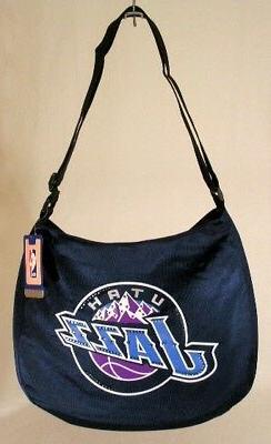 Utah Jazz NBA Jersey Tote Bag Purse