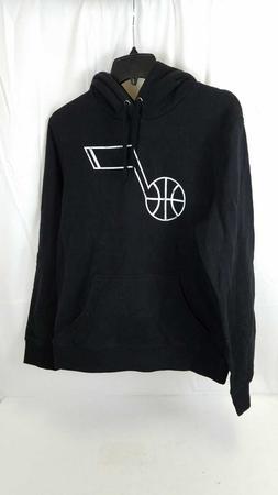 Fanatics Men Black NBA Utah Jazz Hoodie Size Medium