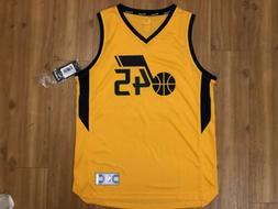 Fanatics Men's Utah Jazz 45 Mitchell Gold FastBreak ALTERNAT