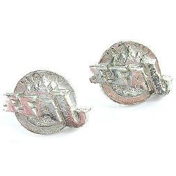 NBA Earrings Utah Jazz Stylish Silver Jewelry