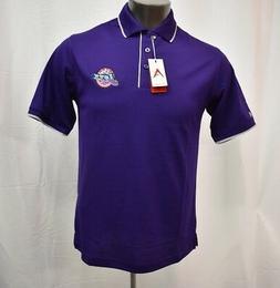 Antigua NBA Mens Utah Jazz Basketball Polo Shirt NWT S
