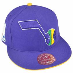 NBA Mitchell Ness Utah Jazz TS51 Team Preferred Fitted Hat C
