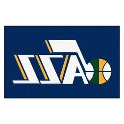 NBA Novelty Starter Mat NBA Team: Utah Jazz, Size: 5' x 8'