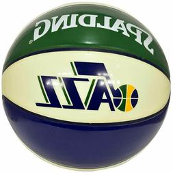 Spalding NBA Utah Jazz Arena COLLECTORS Full Size Game Ball