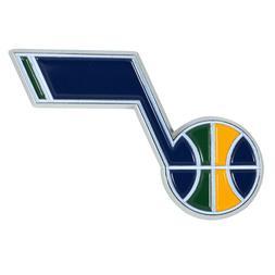 Fanmats NBA Utah Jazz Diecast 3D Color Emblem Car Truck RV D