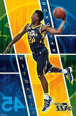 NBA Utah Jazz - Donovan Mitchell