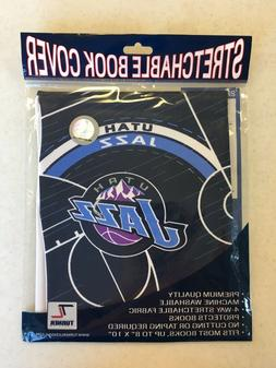 NBA UTAH JAZZ TEAM BOOK COVER SLIP COVER FREE SHIPPING