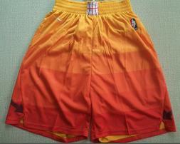 NBA Vintage Shorts Utah Jazz NWT Stitched Men's Basketball G