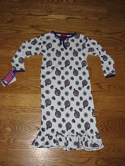 NEW Girls UTAH JAZZ Toddlers Pajamas Nightgown L/S Size 4T P