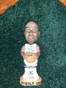 New Utah Jazz 2001 Playoffs Karl Malone Bobblehead Jerry Slo