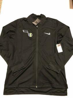 NEW Nike Utah Jazz - Black NIke Jacket Team Issued XLT NWT