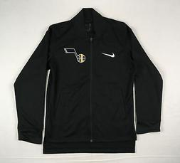 NEW Nike Utah Jazz - Black Poly Jacket