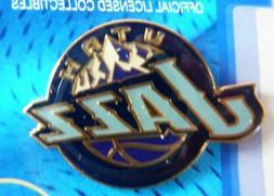 NOC NEW OFFICIAL LICENCED UTAH JAZZ NBA  BASKETBALL PIN SHOW