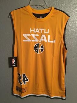 NWTs Donovan Mitchell Utah Jazz Mens M Jersey New Unk Shirt