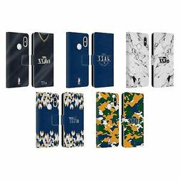 OFFICIAL NBA 2018/19 UTAH JAZZ LEATHER BOOK WALLET CASE COVE