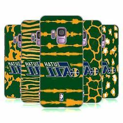 OFFICIAL NBA UTAH JAZZ 3 HARD BACK CASE FOR SAMSUNG PHONES 1