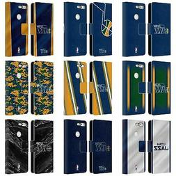 OFFICIAL NBA UTAH JAZZ LEATHER BOOK WALLET CASE FOR GOOGLE P