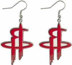 Officially Licensed NBA Team Dangle Earrings - Pick Your Tea