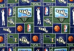 Package of Short Pieces Utah Jazz NBA Team Sports Fleece Fab
