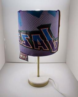 Retro John Stockton Jersey Utah Jazz Custom Lamp Offers Acce
