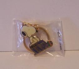 Snoopy Utah Jazz Basketball Key Ring NBA Licensed Peanuts Me