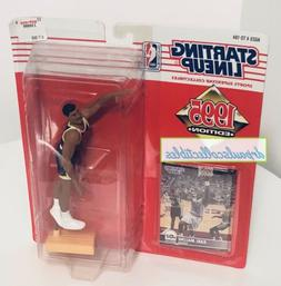 Starting Lineup 1995 Edition KARL MALONE Figure New Kenner