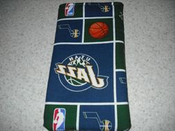 Sunglass / Eyeglass Soft Fabric Case - Utah Jazz - NBA - Bas