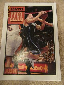 The Story of the UTAH JAZZ Book  Nate LeBoutillier 2007